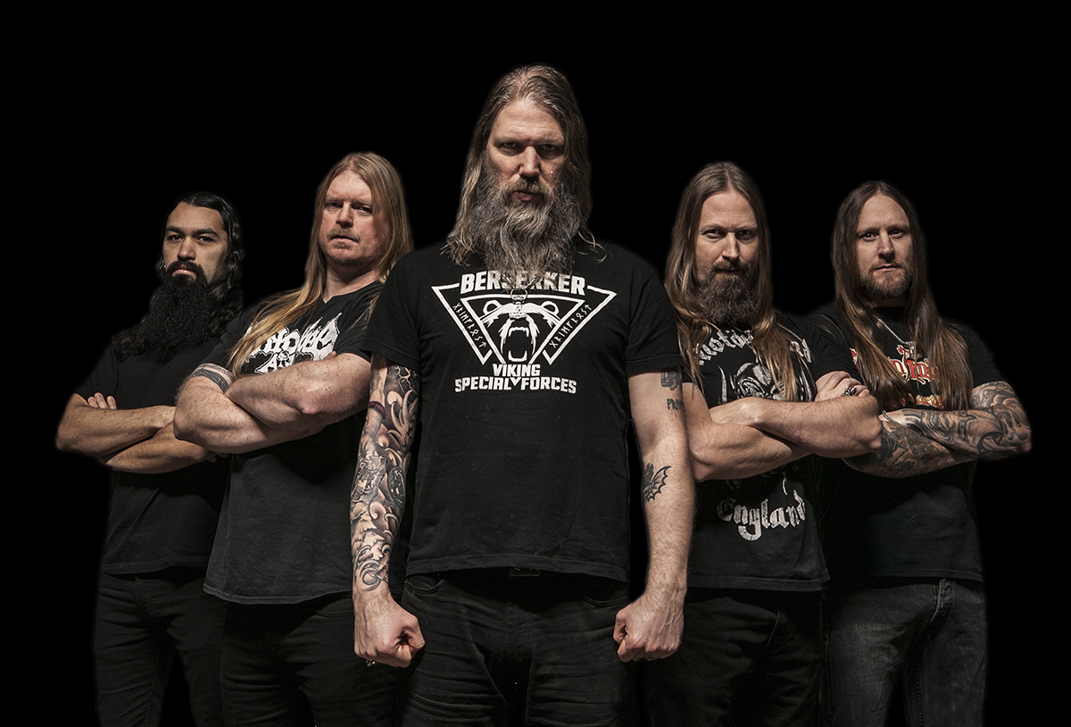 Amon Amarth | Berserker Out Now
