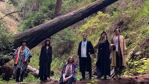 (((folkYEAH!))) Presents Farmer Dave & The Wizards Of The West Live At Henry Miller Memorial Library Big Sur