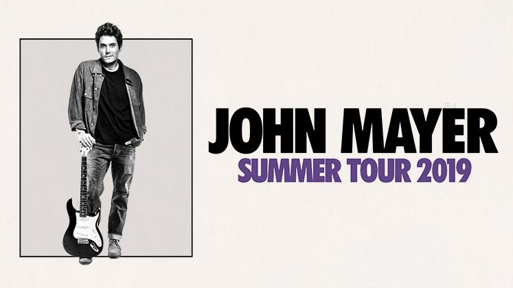 John Mayer Summer Tour 2020 John Mayer   Official Website